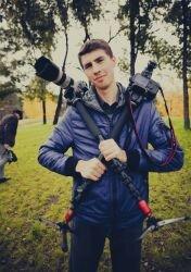 Свадебный видеограф Антон